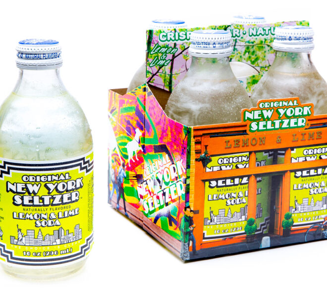 Lemon & Lime 4pk Artist Series Carrier